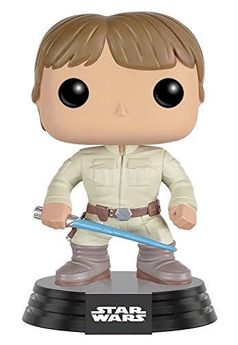 Funko 8737 Star Wars 8737 Bespin Luke with Lightsaber Figure