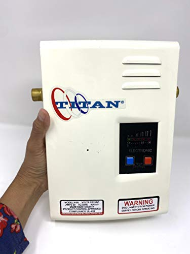 Titan N-85 Tankless Water Heater, 220 V, 38 Max Amps