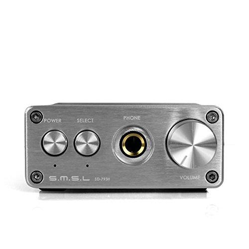 SMSL SD 793II DAC Decoder DIR9001 PCM1793 OPA2134 - Amplificatore coassiale per cuffie