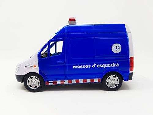 PLAYJOCS FURGÓN MOSSOS GT-3688