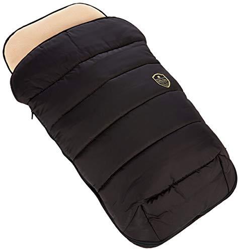Kikka Boo Cubrepies Bordado Negro beige - Sacos de abrigo