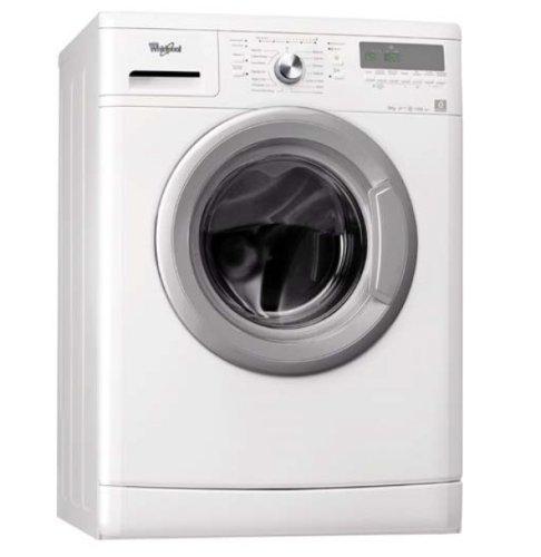 Whirlpool DLC 9120 Libera installazione Carica frontale 9kg 1200Giri/min A+++ Bianco lavatrice