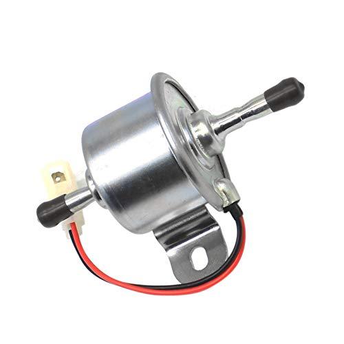 Bomba de Combustible Eléctrica Rc601-51350 Rc601-51352 para Tractor Kubota Bx1860 Bx2200 Bx2260d Bx2350 Bx2360 Cortacésped Zd18 Zd18f Zd21 Zd21f Zd221 Zd25f Zd28 Zd28f Zd321