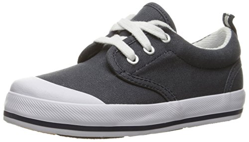 Keds Graham Classic Lace-Up Sneaker (Toddler),Navy,5 W US Toddler