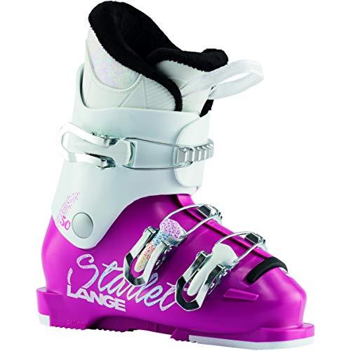 Lange - Chaussures De Ski Starlet 50 Enfant Rose - Taille 34 - Rose