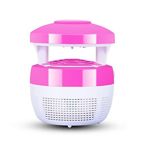 LGOO1 LED-Lampe Mosquito USB Elektrophotokatalysator Moskito-abstoßende Insektenvernichter Falle Stille keiner Strahlung UV-Licht Einatmen Typ Schwangere Frau Baby-Schädlingsbekämpfung Flycatcher for