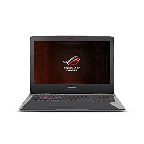 ASUS ROG G752VS-XS74K OC Edition Gaming Laptop, 17-inch 120Hz G-SYNC Full-HD, Intel Core i7-7820HK, GTX 1070, 512GB PCIe SSD, 16GB RAM, Copper Titanium - 2017