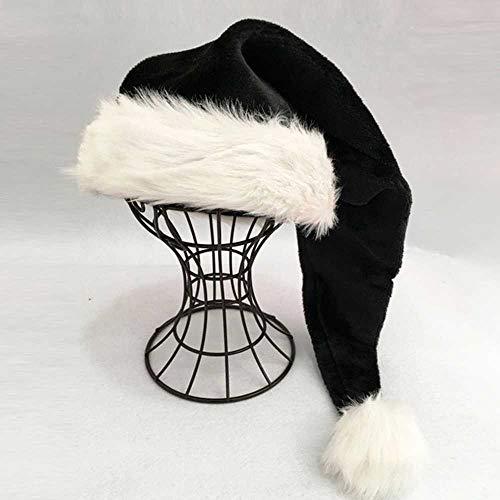 DWXWMZ - Kappen für Mädchen in white black