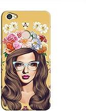 Cover It Up Classy Flower Head Hard Case For Xiaomi Redmi Note 5A - Multi Color