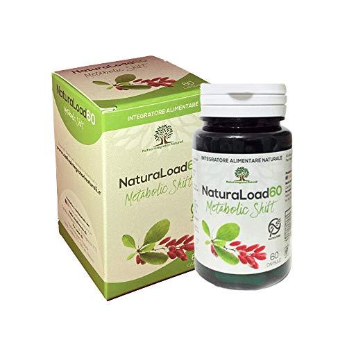 NaturaLoad | Integratore per Glicemia alta | 60cps da 440mg | da usare prima dei pasti con...