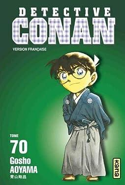 D??tective Conan 70 by Gosho Aoyama (2014-01-15)