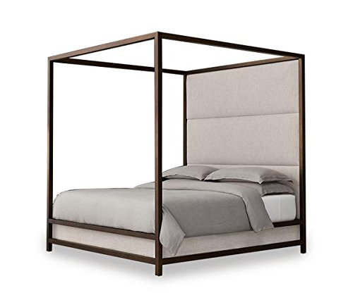 SS WOOD FURNITURE Sheesham Solid Wood Queen Size Imperia Poster Bed for Home| for Bedroom(198 * 153 * 198) cm