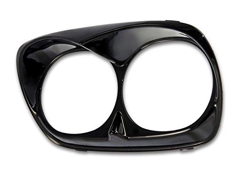 Bagger Brothers BB-HD1584-047B Vivid Black FLTR Road Glide Headlight Bezel