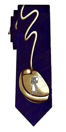 Générique cravate mouse on mouse dkblu