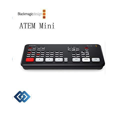 Blackmagic Design ATEM Mini ライブプロダクションスイッチャー HDMI 最大1080p HDのビデオをストリーミング ATEM Min Switcher