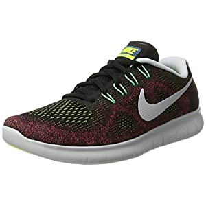 fe7dce6358a08 Nike Men's Free 5.0 Deep Royal Blue, Volt-Racer Blue, White and Black Running  Shoes - 6 UK/India (40 EU)(7 US): Buy Online at Low Prices in India -  Amazon. ...