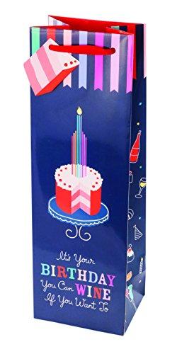 Best wine bottle gift bags birthday for 2020