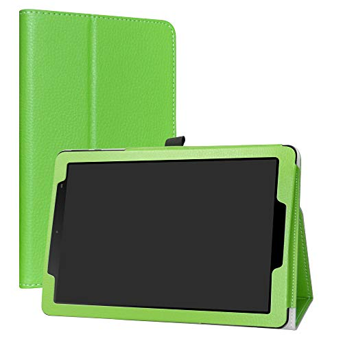 "Labanema 10.8"" Chuwi Hi9 Plus Tablet Custodia, PU Pelle Slim Flip Case Cover Protettiva Pieghevole Stand per 10.8"" Chuwi Hi9 Plus Tablet (Ne convient PAS Chuwi Hi9/ Hi9 Air) - Verde"