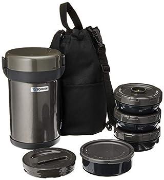Zojirushi Stainless Steel Vacuum Insulated Tiffin Box