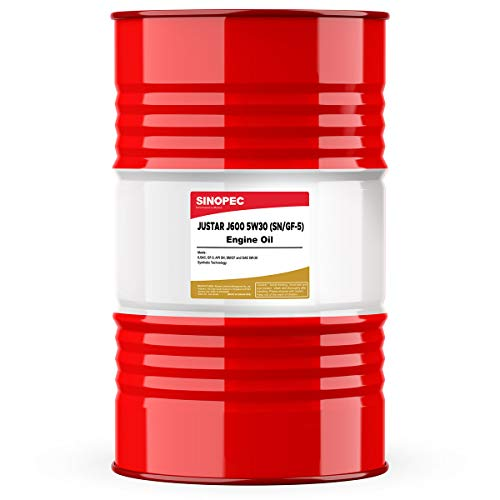 5W30 J600 Justar Full Synthetic Engine Oil - 55...