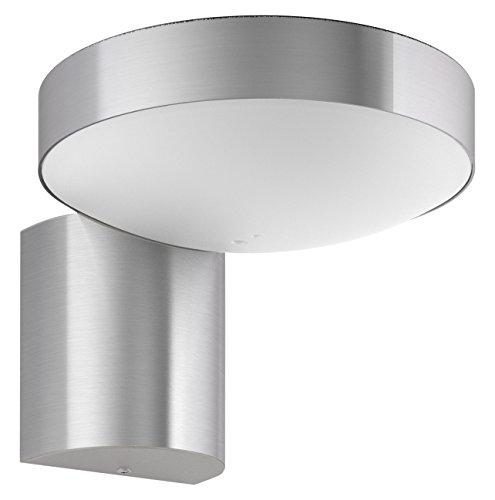 Philips myGarden 1649047P0 - Lámpara de pared LED, 8W, IP44, acero inoxidable
