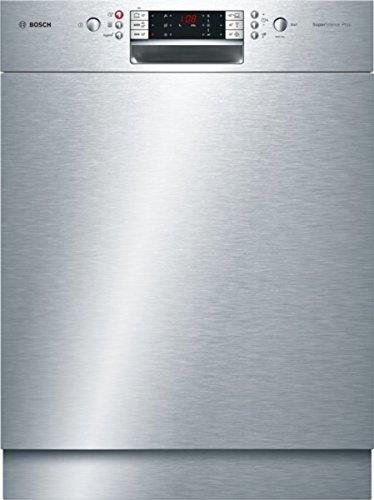 Bosch SMU69P55EU Unterbaugeschirrspüler 1.7 / A+++ / 237 kWh/Jahr / 237 L/Jahr / 60 cm/EcoSilence Drive/Glasschutz-Technik/edelstahl