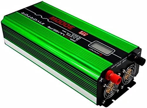 wsbdking Auto Solare dell'onda Solare dell'onda del sinusoidale 1 2V 24V 48 V. a 22. 0V 2400W 3000W4000W 6000W Inteligente LCD. Schermo (Color : 2400w, Size : 48V)