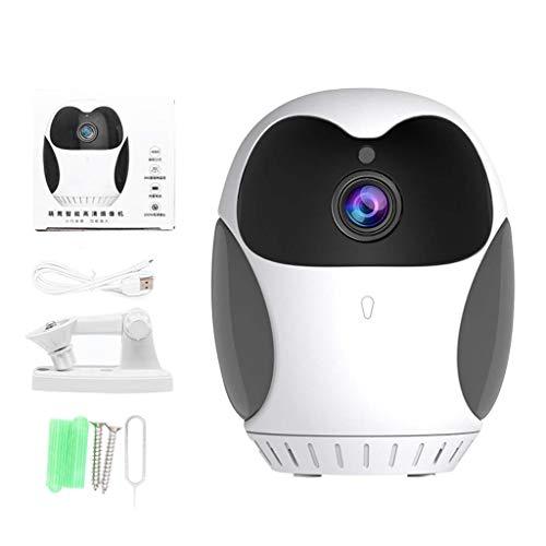 LEXIANG 1080p WiFi IP cámara de Seguridad para el hogar búho CCTV visión Nocturna detección de Movimiento y Alarma de Seguridad para el hogar cámara de conversación bidireccional