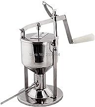 YINGGEXU Cupcakes Beignets Pain Pain gâteau Fromage Choux de maïs remplissant Machine Fabrication Machine Machine à Rempli...