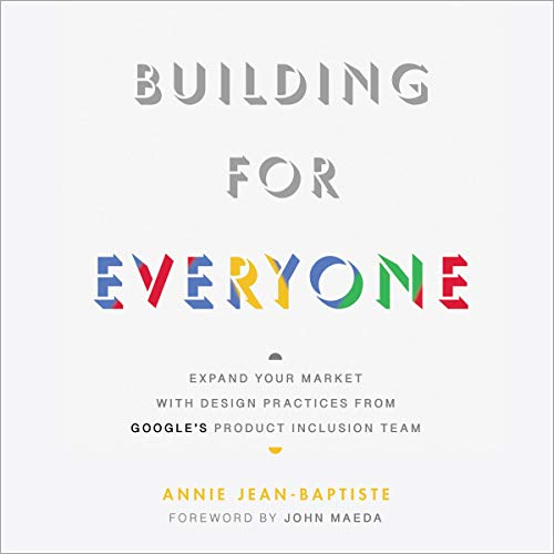 Building for Everyone cover art