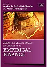 [(Handbook of Research Methods and Applications in Empirical Finance )] [Author: Adrian R. Bell] [Jun-2013]