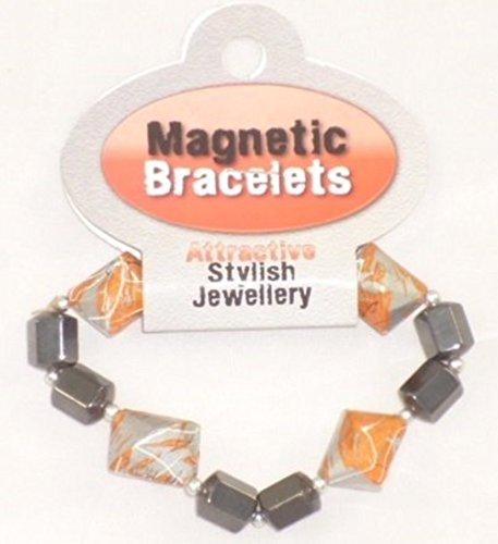 Toyland Le Bracelet Magnétique - Les Bijoux Chic Attrayants - 3 Ans (HL204) l'ORANGE
