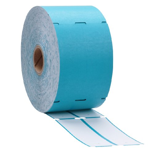 Direct Thermal Consignment Style Tags (Teal)