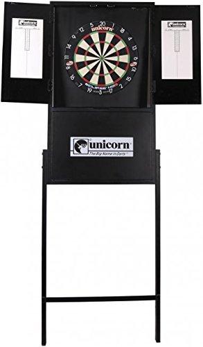 Dartstand Typ:Unicorn Standard Portabler Dartstand zum Anlehnen gegen die Wand.