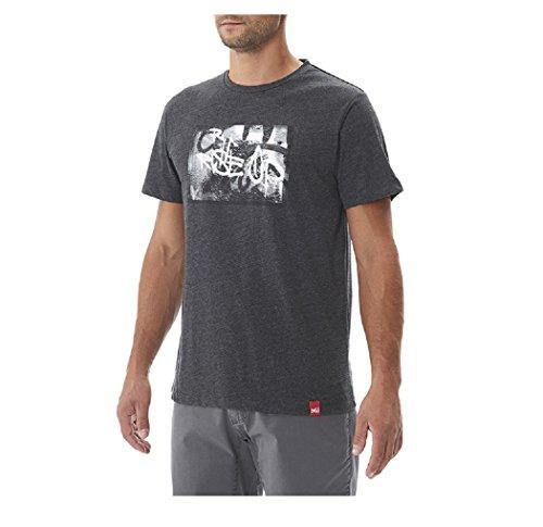 Millet Millet Urban M Limited TS - T-shirt manches courtes Homme - gris Modèle 2XL 2017 tshirt manches courtes