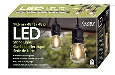 Feit Electric 710090 48ft LED String Light