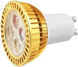 AC 85-265V 4W 4x1W LED Spotlight Downlight Bulb Lamp GU10 White