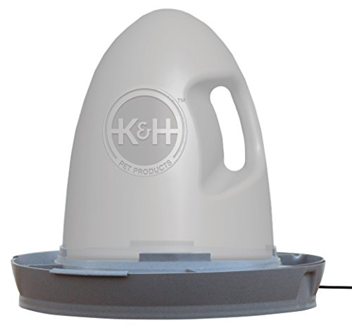 Best Chicken Waterer K&H Pet Products