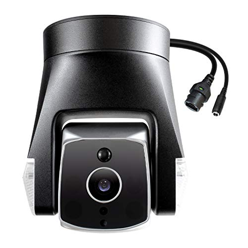Amaryllo 360° Military Grade 256-bit Encryption Wireless Security Camera 1080p with Night Vision,...