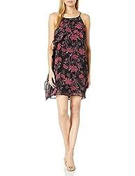BCBGeneration Women's Ruffle Dress