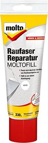 Molto Moltofill Raufaser Reparatur, weiß,330g