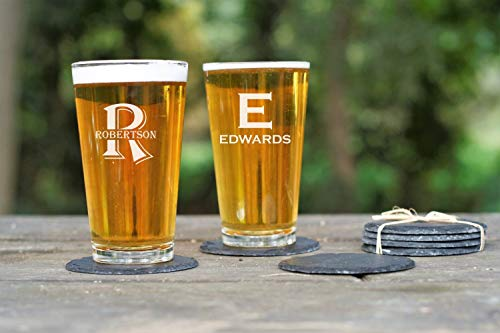 Vasos de cerveza personalizables de pinta para novio, marido, mejor hombre, regalo para papá, hogar, bar, regalo, copas personalizadas para bodas y fiestas