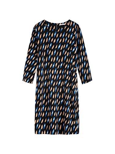 Sandwich Damen Kleid mit All-Over-Print