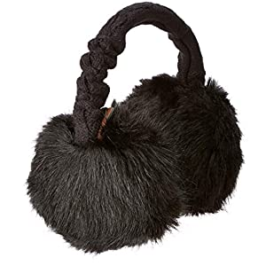 Barts Ladies Fur Earmuffs