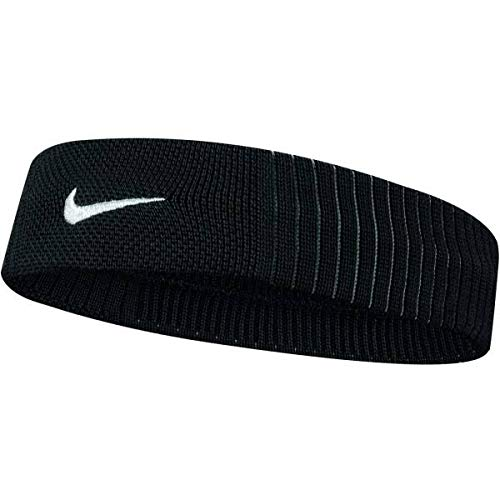Nike Dri-Fit Reveal Headband black/dark grey/white