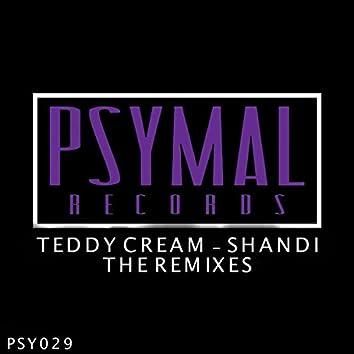 Shandi The Remixes