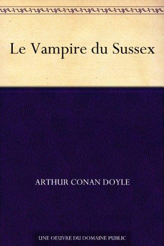 Le Vampire du Sussex PDF Books