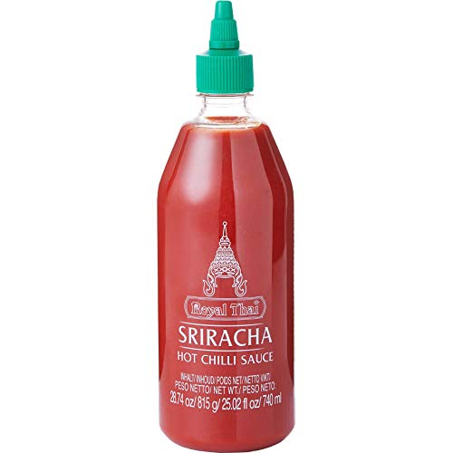 Royal Thai Salsa al pepe Sriracha - 740 ml