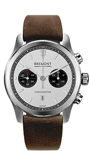Bremont ALT1-C White-Black ALT1-C/WH-BK/R