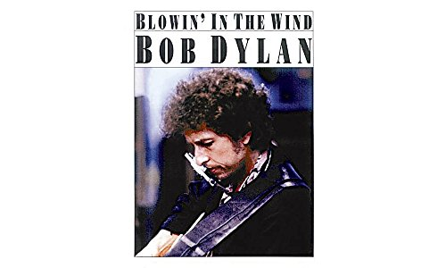 Music Sales Blowin' in the Wind Music Sales America Series Performed by Bob Dylan (Blowin In The Wind Piano Sheet Music)